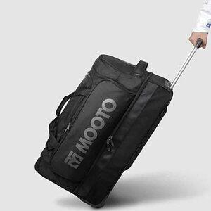 MOOTO キャリーバッグ スーパーコンテイナー 遠征用バッグ キャスター ハンドル付き//スポーツバッグ キャスターバッグ 旅行バッグ 大容量 送料無料