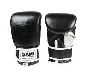 ISAMI パンチンググローブRS RS-001 //イサミ ミット打ち グローブ 本革使用 ボクシング キックボクシング 送料無料
