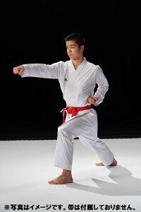 adidas 空手衣 アディライト 白3本ラインモデル WKF公認 空手着 上下セット //アディダス 空手着 伝統空手 組手 karate 世界空手連盟 送料無料