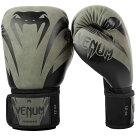 VENUMボクシンググローブIMPACT(カーキ×ブラック)//ヴェナムスパーリンググローブ格闘技ボクササイズフィットネスキックボクシング送料無料