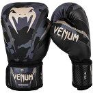 VENUMボクシンググローブIMPACT(ブラック×ダークカモ)//ヴェナムスパーリンググローブ格闘技ボクササイズフィットネスキックボクシング送料無料