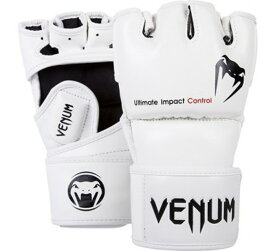 VENUM オープンフィンガーグローブ IMPACT //ヴェナム MMAグローブ 総合格闘技 トレーニング フィットネス グラップリンググローブ 送料無料