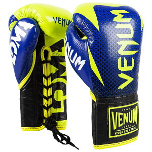 VENUM ボクシンググローブ ひも式 HAMMER PRO BOXING GLOVES LOMA EDITION //ボクシング キックボクシング スパーリング 送料無料