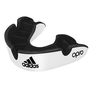 adidas マウスピース OPRO SILVER GEN4 マウスガード ケース付き //格闘技 ラグビー アメフト 野球 コンタクトスポーツ 送料無料
