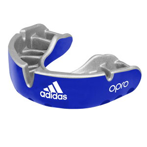 adidas マウスピース OPRO GOLD GEN4 マウスガード //格闘技 ラグビー アメフト 野球 コンタクトスポーツ 送料無料