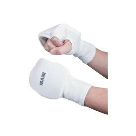 ISAMI 拳サポーター L-352 //イサミ 空手 拳サポーター 手サポーター 子供用 ジュニア シニア フルコンタクト 送料無料
