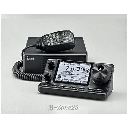 【スマートフォンからエントリーでポイント15倍♪】【送料無料】IC-7100 100W機 アイコム HF+50+144+430MHz D-STAR対応 オールモードトランシーバー アマチュア無線機 IC7100