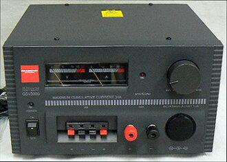 GSV3000 first radio industry (diamond) DC stabilized power 30A