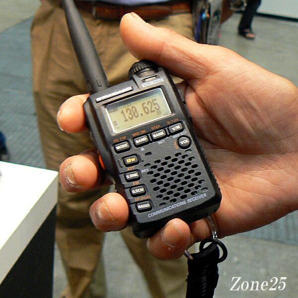 【エントリーでポイント5倍】【即納】【送料無料】VR-160 航空ショーバージョン 八重洲無線(旧V.スタンダード) ワイドバンドレシーバー VR160