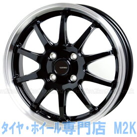 業者宛て 発送 限定 軽量 G.speed P-04 15インチ 5.5J+43 スタッドレスタイヤ ホイール 4本 セット 175/65R15 アクア スイフト フィット