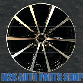 業者 宛て 限定 価格 V25 ブラックポリッシュ 15インチ 5.5J+45 スタッドレスタイヤ ホイール 4本 175/65R15 アクア スイフト フィット