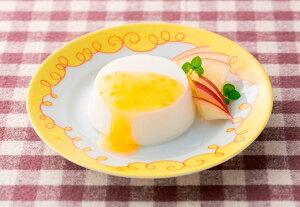 お米のババロア(豆乳)みかん