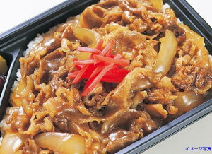 【大盛り180g】デリカ大盛り牛丼の素お家にあるとちょっと嬉しい♪1食180gと食べ応えあります。 業務用 お得 日東ベスト 牛丼の具 冷凍