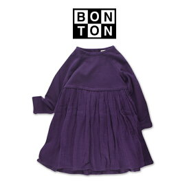 BONTON【ボントン】キッズ ワンピース 4A【4歳】6A【6歳】