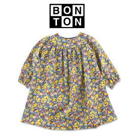 BONTON【ボントン】 ベビー ワンピース 2A【2歳】
