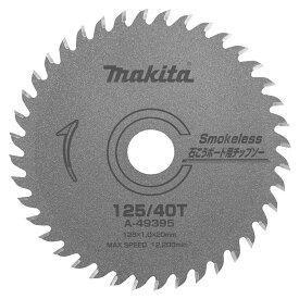 マキタ チップソー A-49395 125mm×40P 石こうボード用(薄刃)