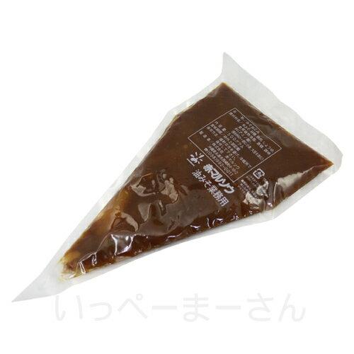 赤マルソウ 油みそ(豚肉入り)業務用 500g