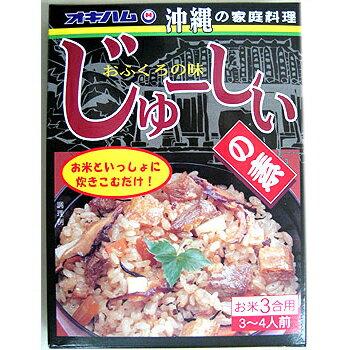 オキハム じゅーしいの素180g(3合炊き用)