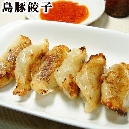 島豚餃子400g [冷凍発送]