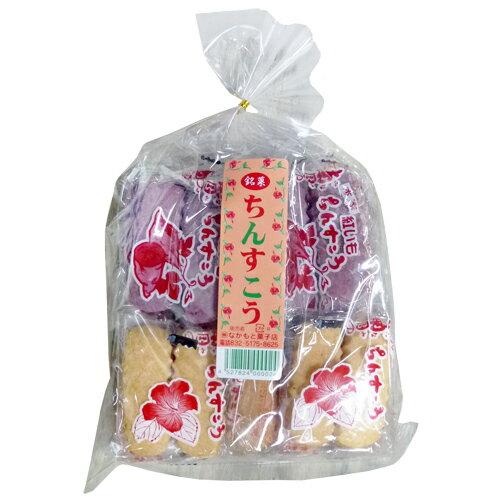 ちんすこう(プレーン&紅芋味)28個入