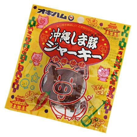 オキハム 沖縄しま豚ジャーキー12g