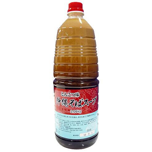 沖縄そばスープ2.09kg とんこつ味(業務用)