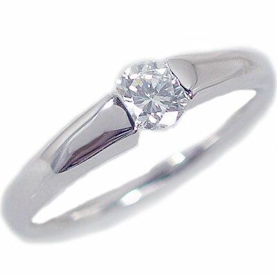 婚約指輪 エンゲージリング ダイヤモンド 0.3ct E VVS1 3EX H&C 鑑定書付 指輪 プラチナ900 PT900 ダイヤ指輪【送料無料】
