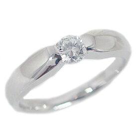 婚約指輪 エンゲージリング ダイヤモンド 0.3ct D VS1 EX 鑑定書付 指輪 プラチナ900 PT900 ダイヤ指輪【送料無料】