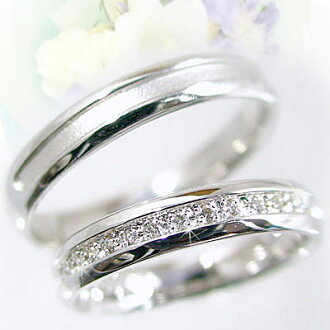 Pair Of Platinum Wedding Rings Wedding Rings