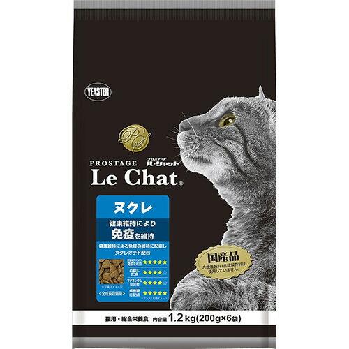プロステージ ル・シャット ヌクレ 全成長段階猫用 1.2kg
