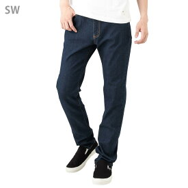 あす楽 デニム ジーンズ ジーパン スキニーパンツ ストレッチ メンズ メンズファッション ズボン・パンツ 動きやすい 伸縮性 ストレッチパンツ カジュアル Real Standard(リアルスタンダード) ソフトデニムタイト DW165-MB043-027 定番