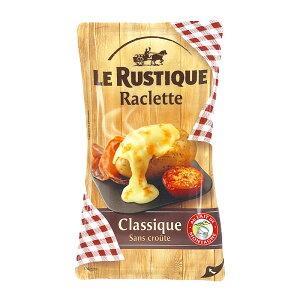 ル・ルスティック ラクレット 皮なしスライス 1パック 400g 冷蔵 調味料 チーズ ラクレット ソース 万能調味料