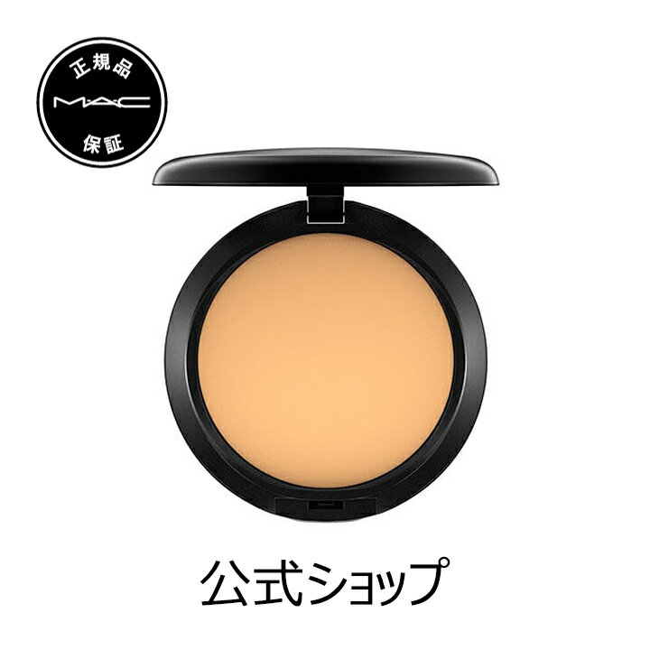 M・A・C(マック)スタジオフィックス パウダー プラス ファンデーション【MAC】(パウダーファンデーション)