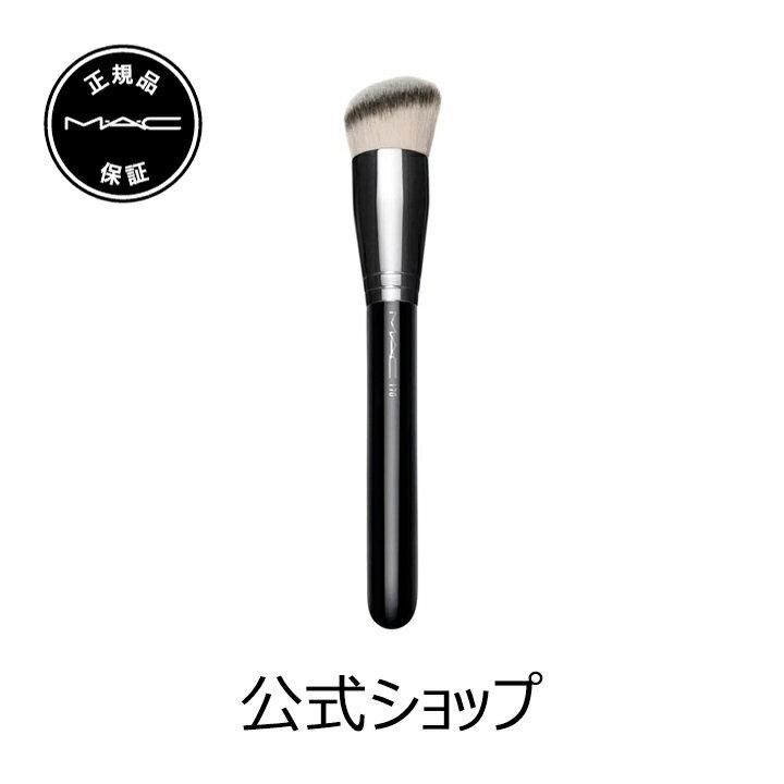 M・A・C(マック)#170 シンセティック ラウンド スラント ブラシ【MAC】(ギフト)【送料無料】