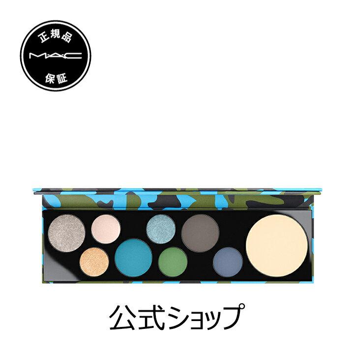 M・A・C(マック)ロッキン レベル【MAC】(アイシャドウ パレット)【送料無料】