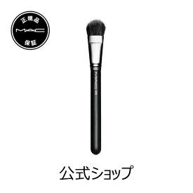 M・A・C マック #132S デュオ ファイバー ファンデーション ブラシ MAC ギフト 【送料無料】