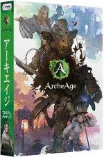 ArcheAgeプレミアムパッケージWinDVD-ROM