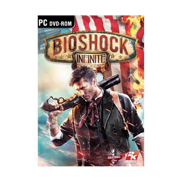 [100円便OK]【新品】【PC】バイオショック インフィニット 日本語版 Win DVD-ROM【RCP】Bio Shock