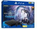 【即納可能】【新品】PlayStation4 500GB モンスターハンターワールド:アイスボーン マスターエディション Starter Pack Black PS4 本…
