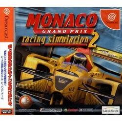 [100円便OK]【新品】【DC】MONAKO GRAND PRIX Racing Simulation2【RCP】[お取寄せ品]
