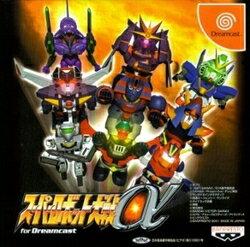 [100円便OK]【中古】【DC】スーパーロボット大戦α for Dreamcast【RCP】[お取寄せ品]