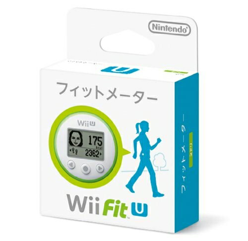 【新品】【WiiUHD】フィットメーター(ミドリ)【RCP】