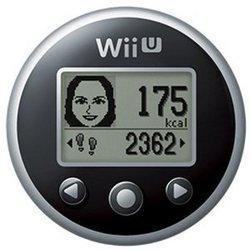 【新品】【WiiUHD】フィットメーター(クロ)【RCP】