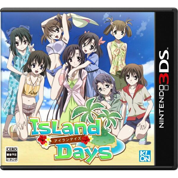 [100円便OK]【新品】【3DS】Island Days(アイランデイズ)【RCP】[お取寄せ品]