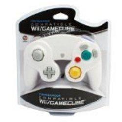 【新品】【WiiHD】【WII/GC】対応シリカ コントローラ ホワイト【RCP】