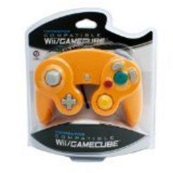 【新品】【WiiHD】【WII/GC】対応シリカ コントローラ オレンジ【RCP】
