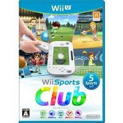 [100円便OK]【新品】【WiiU】Wii Sports Culb【RCP】