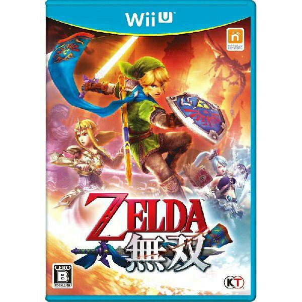 [100円便OK]【新品】【WiiU】【通】ゼルダ無双 通常版【RCP】