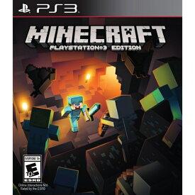 在庫あり☆[メール便OK]【新品】【PS3】Minecraft Playstation 3 Edition (マインクラフト/マイクラ)【海外北米版】【YDKG-u】【RCP】