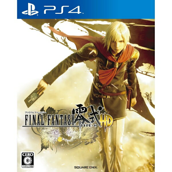 [100円便OK]【新品】【PS4】FINAL FANTASY 零式 HD【RCP】
